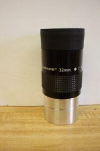 "Meade 2"" 32mm Series 4000 Plossl Telescope Eyepiece 56 Degree AFOV"
