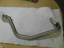 Honda NC700 NC750 Decat pipes by GPR Stainless fits all 700/750