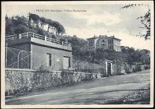 cartolina FRASCATI (bel-sito) villini macherione