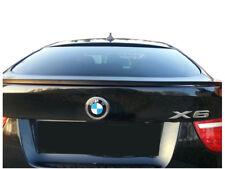 BMW X6 Tuning E71 M Alerón Uni Schwarzvrsal 668 Slim Trasero M-PAKET M3 Lip