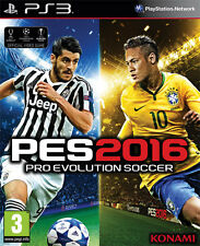 Pro Evolution Soccer PES 2016 (Calcio) PS3 Playstation 3 IT IMPORT KONAMI