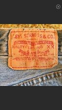 Levi's 501 34/30 Great pair of men's jeans/bf jean