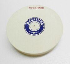 "Rock Hard Felt Buffing Wheel Polishing Buffing Wool Square Edge 4"" x 1/2"" Thick"