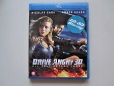 DRIVE ANGRY 3D  - BLU-RAY 3D + 2D