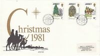 (43368) CLEARANCE GB Jersey Christmas 29 September 1981