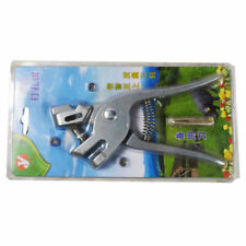 Techtongda Punching Pliers For Animals Ear Marking Livestock Supplies