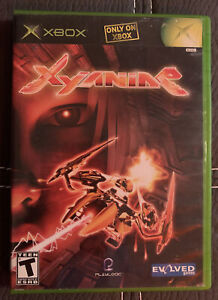Xyanide (Microsoft Xbox) Complete GREAT Shape