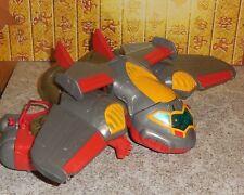 Transformers Playskool SILVER-BOT Gobots Takara Silverbot Jet Mega Figure Lot