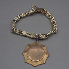 Vintage Coro Signed Bracelet Costume Jewelry 1960's