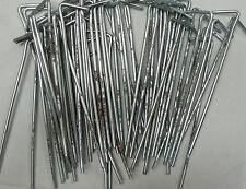 60 tenda in acciaio zincato/Tenda/Gazebo picchetti di terra 17 cm (imperfetto, funzionano bene)