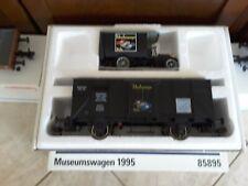 Marklin Gauge 1 Museums Car 1995