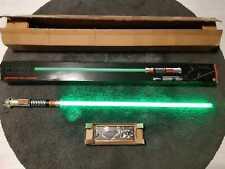 Star Wars Force FX Luke Skywalker Black Series Lichtschwert