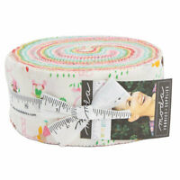 "Moda Best Friends Forever Jelly Roll 2.5"" Fabric Quilting Strips 20620JR, J01"