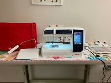 Elna 860 Sewing and Embroidery Machine