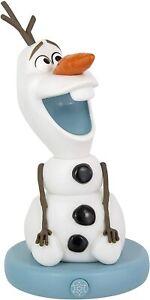 Disney Frozen 2 Olaf Light, Stocking Filler, Birthday Gift, Clearance