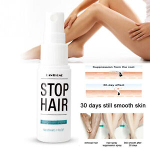 Body Hair Removal Permanent Stop Hair Growth Inhibitor Pubic Hair Repair Smooth
