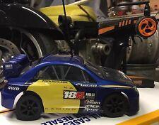 Team Associated RC18r 1/18 ARTR Rally Rc Car Like rc18t sc18 losi mini traxxas