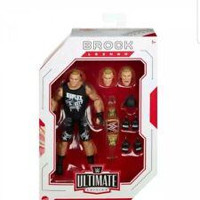 WWF WWE Elite Mattel Ultimate Edition Wrestling Figure Brock Lesnar *PRE ORDER
