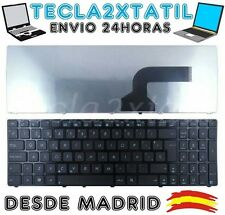 TECLADO ESPA�'OL PARA PORTATIL ASUS K72J K72JR 0KN0-E02SP01 04GNV32KSP00-1
