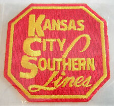 KANSAS CITY SOUTHERN LINES Railroad PATCH