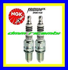 2 Candele originali NGK Iridium DCR9EIX DUCATI MONSTER S4 916 S4R 996 01>05