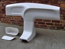 Classic mini fibreglass dashboard dash and console with glove box ** NEW **