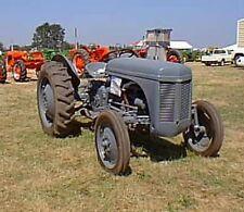 Massey Ferguson TE20 TE-D20 TE-F20 TO20 TE-C20 TE-A20 Tractor Service Manuals CD