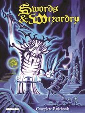 NEW D&D Swords and Wizardry Complete Rulebook by Matthew J. Finch HB 2012