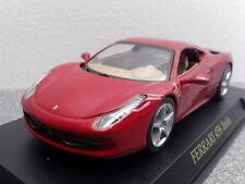 Voitures Formule 1 miniatures rouge pour Ferrari