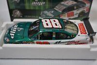 1/24 Dale Earnhardt Jr #88 Amp Energy / Mt. Dew 2008 NASCAR Diecast Car