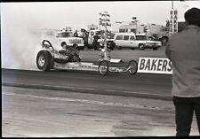 Atlas Oil Tool Special Dragster @ Bakersfield - Vintage 35mm Race Negative