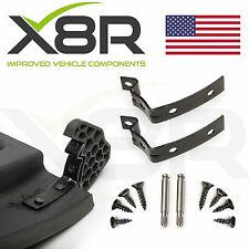 Seat Exeo / ST 3R5 (2009-2014) Glove Box Lid Hinge Repair Kit Brackets Fix