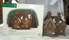 Dept 56 Dickens Village Barmby Moor Cottage In Box 56.58324 Christmas
