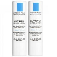 La Roche Posay NUTRITIC Lip Balm 4,7ml [2 Pack] - Exp 07/2022