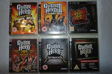 PS3 Guitar Hero & Rock Band Game for PlayStation 3