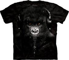 DJ Caesar Manimals T Shirt Adult Unisex The Mountain