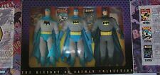 FAO Schwartz History of Batman Action Figures