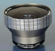 Fujiyama 0.45x wide wide angle ATTACCO OBIETTIVO LENS objectif - (41207)