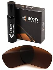 Polarized IKON Replacement Lenses For Dragon Calavera Sunglasses Bronze/Brown