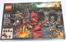 LEGO 79018 The Lonely Mountain Hobbit Smaug dragon Balin Dwalin Bilbo Fili Kili