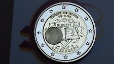 2 euro 2007 LUSSEMBURGO Roma Rome Luxembourg Luxembourg Luxemburg ToR Letzebuerg