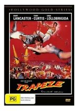 Trapeze (DVD, 2011) Burt Lancaster - Region 4 - New/Sealed
