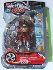 Brand New Power Rangers RPM Auxiliary Trax 6' Mammoth Guardian (Item #31025)