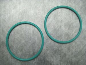 O-Ring Gasket for Jaguar IMT Intake Manifold Air Valve - Pack of 2 - Ships Fast!