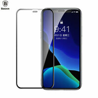 2Pcs Baseus 0.3mm Full Screen Receive Anti-dust Tempered Glass iPhone 11 Pro Max