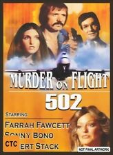Murder On Flight 502 (DVD, 2000)
