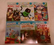 I Can Read! - Level 1- Splat the Cat - 6 Book Set