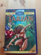 TARZAN  * SPECIAL COLLECTION *  DVD * WALT DISNEY * 2- DISC