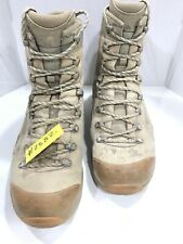USED Army Issue LOWA Elite Desert Combat Hiking Boots UK 11  #2382