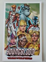 YOUNGBLOOD Volume 1 FOCUS TESTED TPB 2008 IMAGE COMICS NEW UNREAD! ROB LIEFELD+